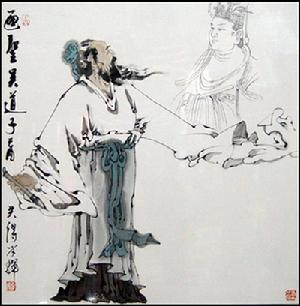 画圣吴道子