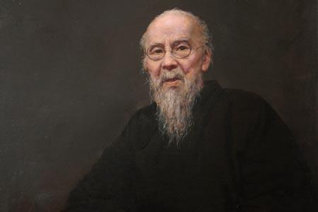 中国近代绘画大师 齐白石