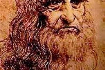 欧洲文艺复兴三杰_天才博学家_达·芬奇_Da-Vinci