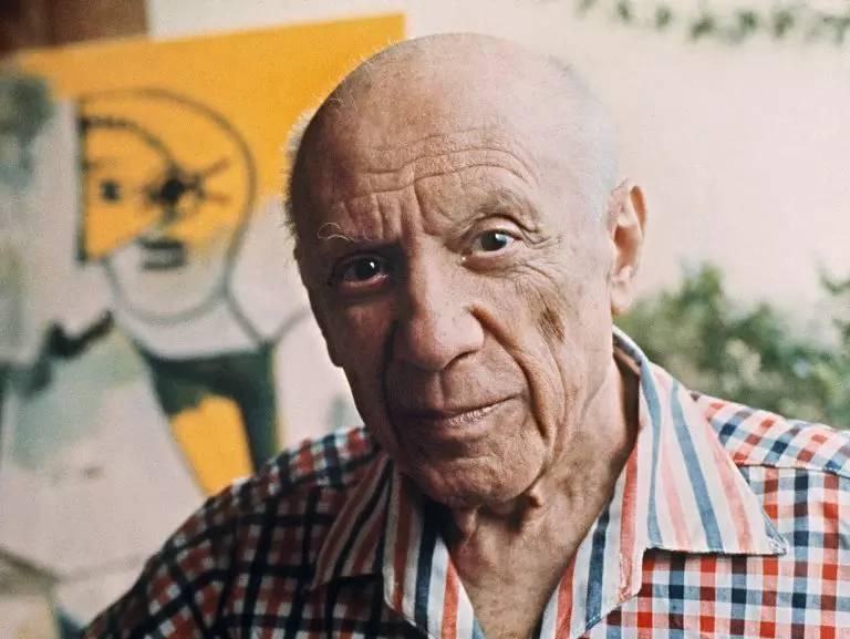 现代艺术创始人 毕加索