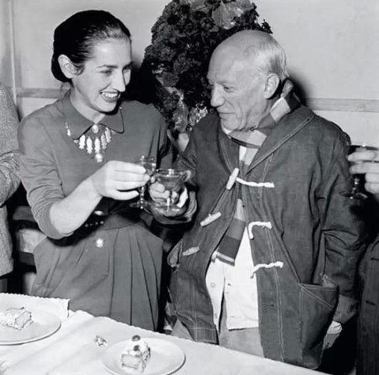 弗朗索瓦丝却是毕加索一生中唯一将他抛弃的女人