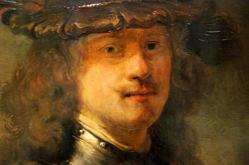 17世纪荷兰伟大画家 伦勃朗