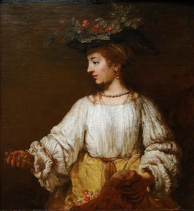 17世纪荷兰伟大画家 伦勃朗绘画作品