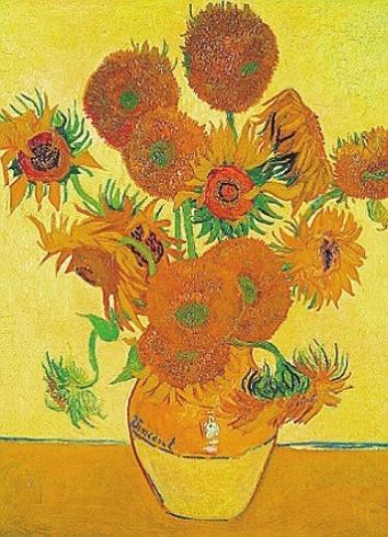 伦敦博物馆藏 向日葵