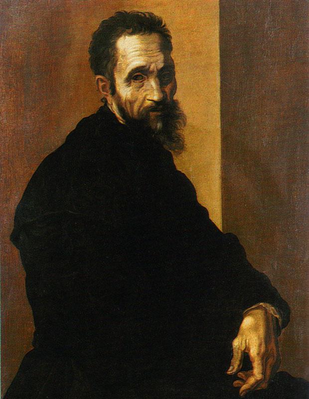文艺复兴后三杰 米开朗基罗·博那罗蒂