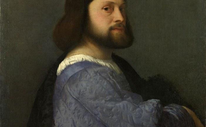 西方油画之父_提香·韦切利奥_Titian-Vecellio