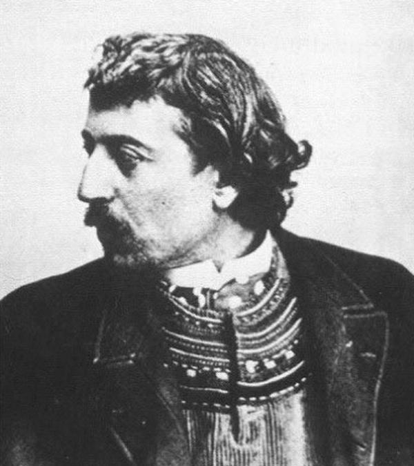 保罗·高更(Paul Gauguin,1848—1903)