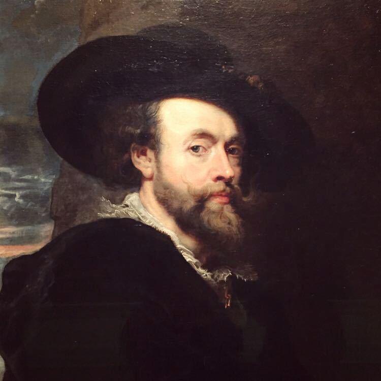 欧洲第一个巴洛克式的画家 鲁本斯  Peter Paul Rubens
