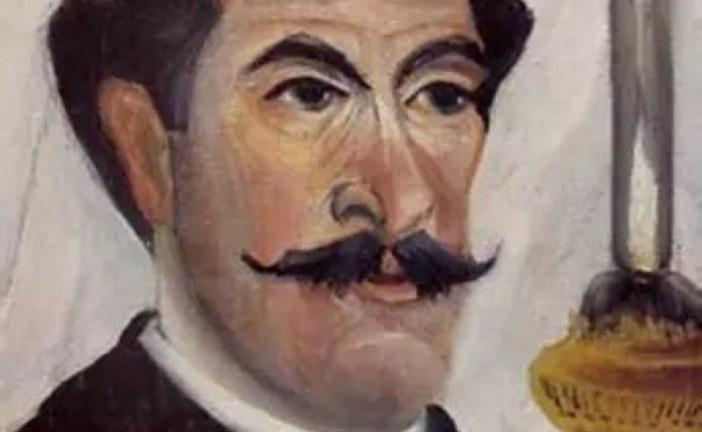 法国卓有成就伟大画家_亨利·卢梭_Henri Theodore Rousseau