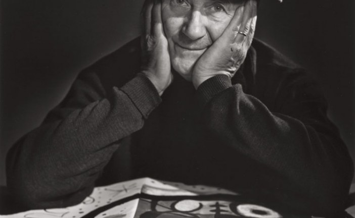 20世纪超现实主义绘画大师之一_胡安·米罗_Joan Miró