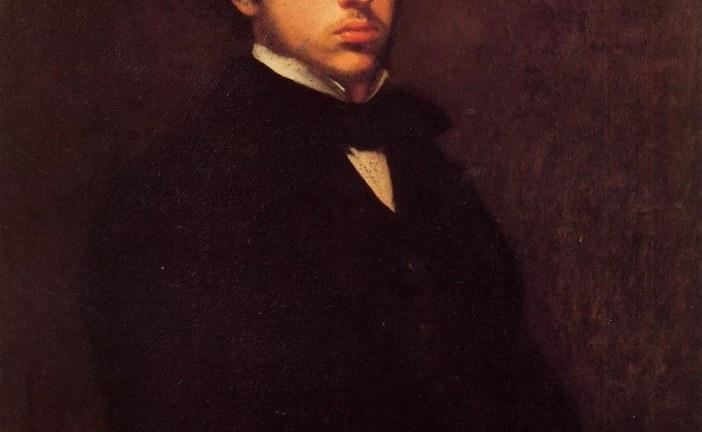 法国印象派重要画家_埃德加·德加_Edgar Degas