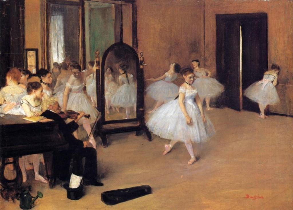 《dance class》