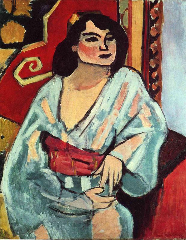 《阿尔及利亚的女人》
