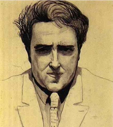 弗朗西斯·毕卡比亚自画像