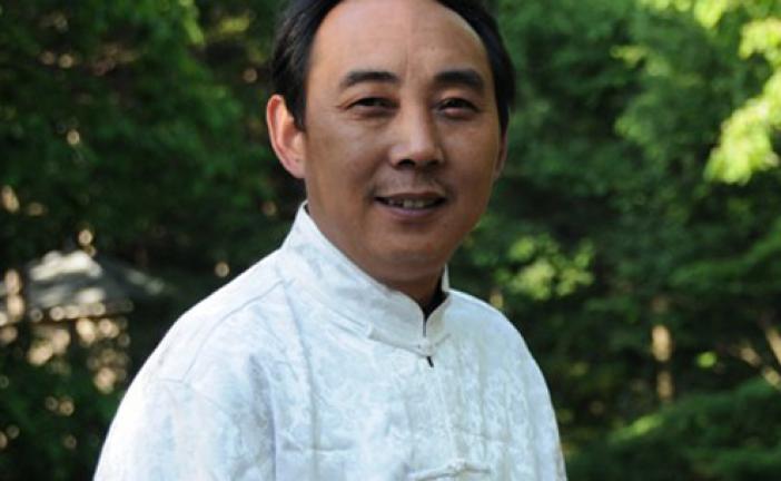 世界第一牡丹画家张志文          ZhangZhiWen