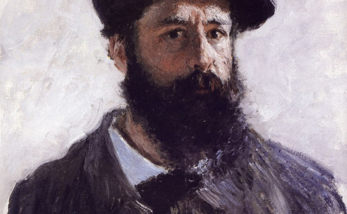 印象派代表人物和创始人之一_克劳德·莫奈_Claude Monet