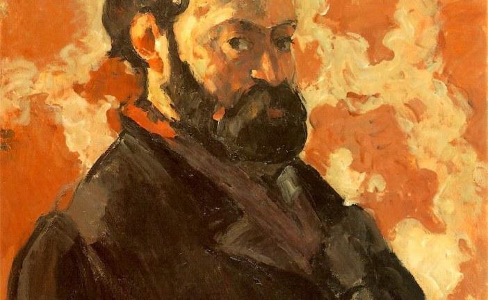 西方现代绘画之父_保罗·塞尚_Paul Cezanne