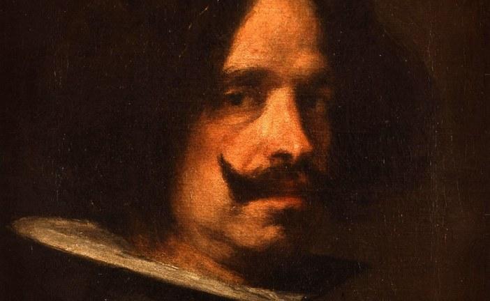 西班牙著名画家委拉士贵支         Diego Rodriguez de Silva y Velazquez