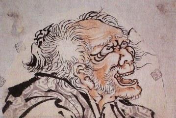 日本江户时代著名浮世绘画家_葛饰北斋_Hokusai Katsushika