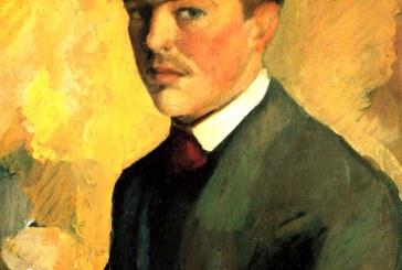 德国表现主义画家_奥古斯特·麦克_Auguste Macke