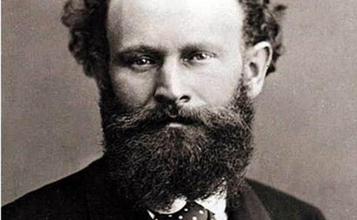 法国19世纪印象派领袖画家_爱德华·马奈_Edouard Manet