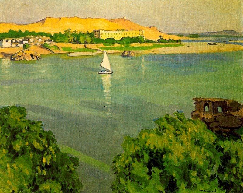 马尔凯的风景画