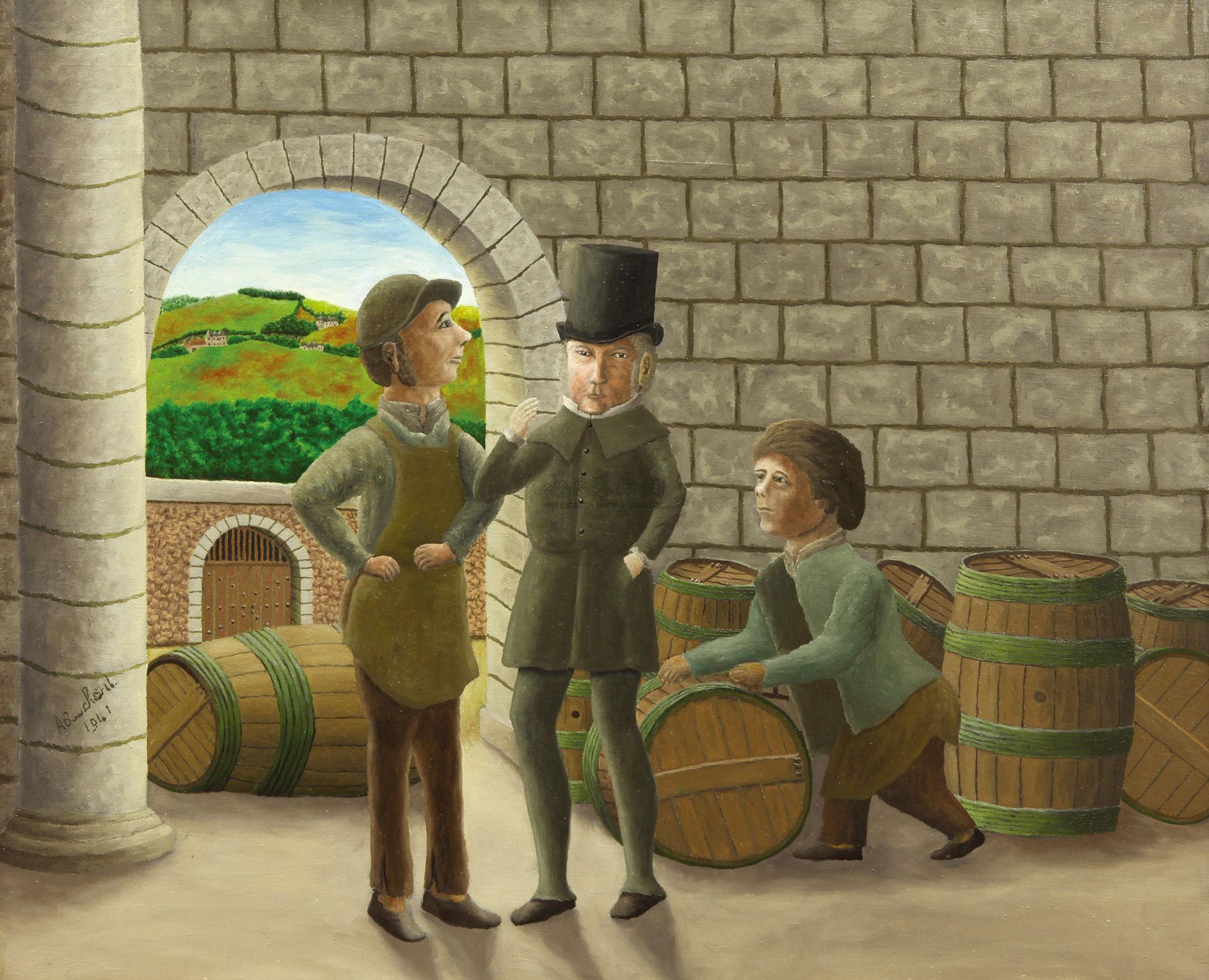 《红酒商人》