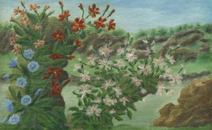 法国创世纪画家_安德烈·包尚_Andre Bauchant