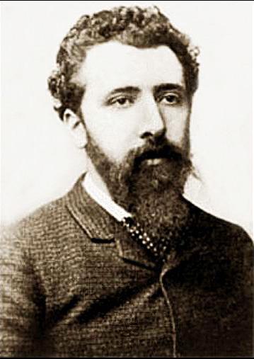乔治修拉肖像
