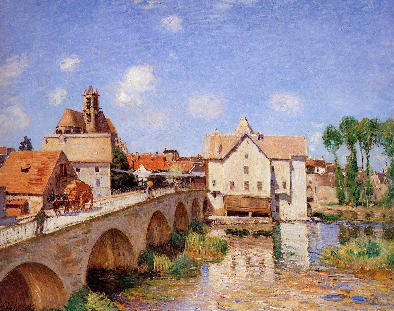 《莫瑞桥》