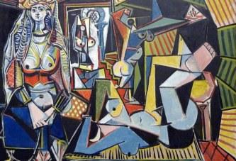 毕加索作品《阿尔及尔女人(O版)》拍卖价11.12亿元