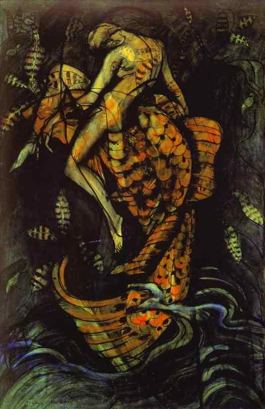 弗朗西斯·毕卡比亚 绘画作品