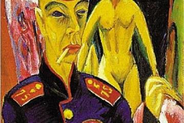 德国表现主义画家_恩斯特·路德维希·凯尔希纳_Ernst Ludwig Kirchner