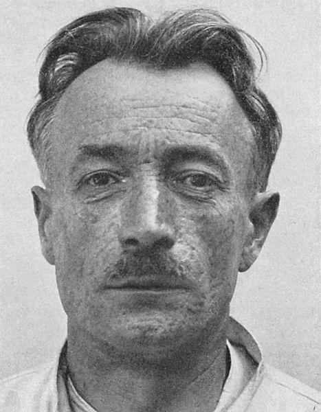 弗朗索瓦·库普卡 Frantisek Kupka肖像