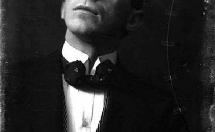 未来派创始人_意大利著名画家_翁贝托·波丘尼_Umberto Boccioni