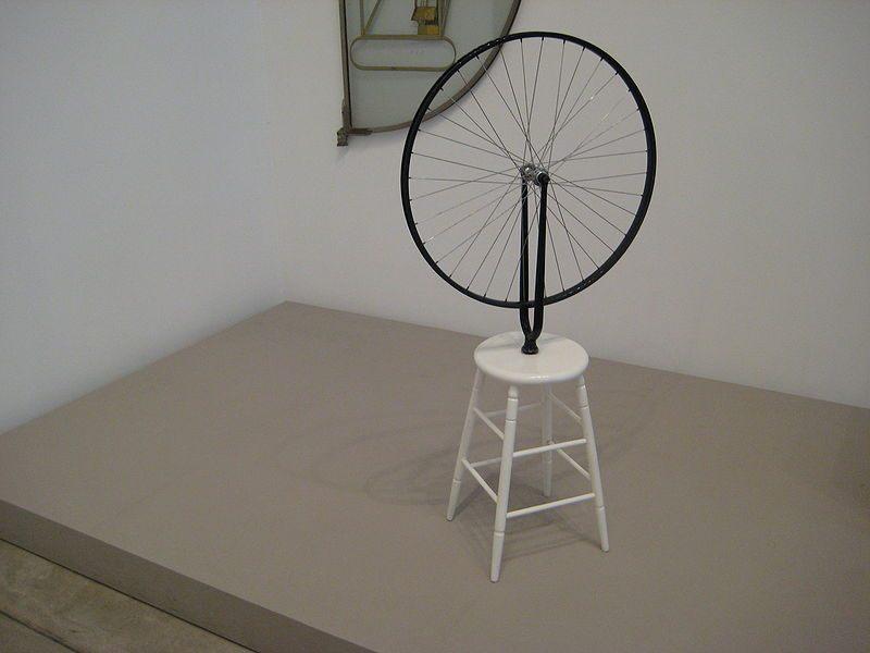 《自行车轮》