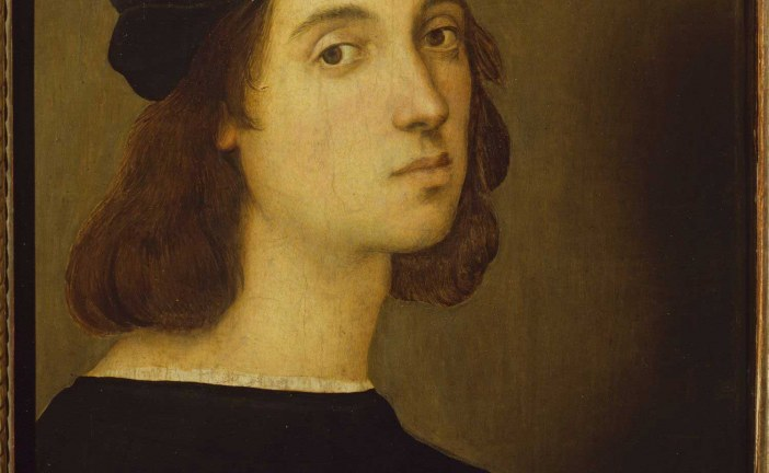 意大利画坛文艺复兴三杰之一_拉斐尔·桑西_Raphael Sanzio