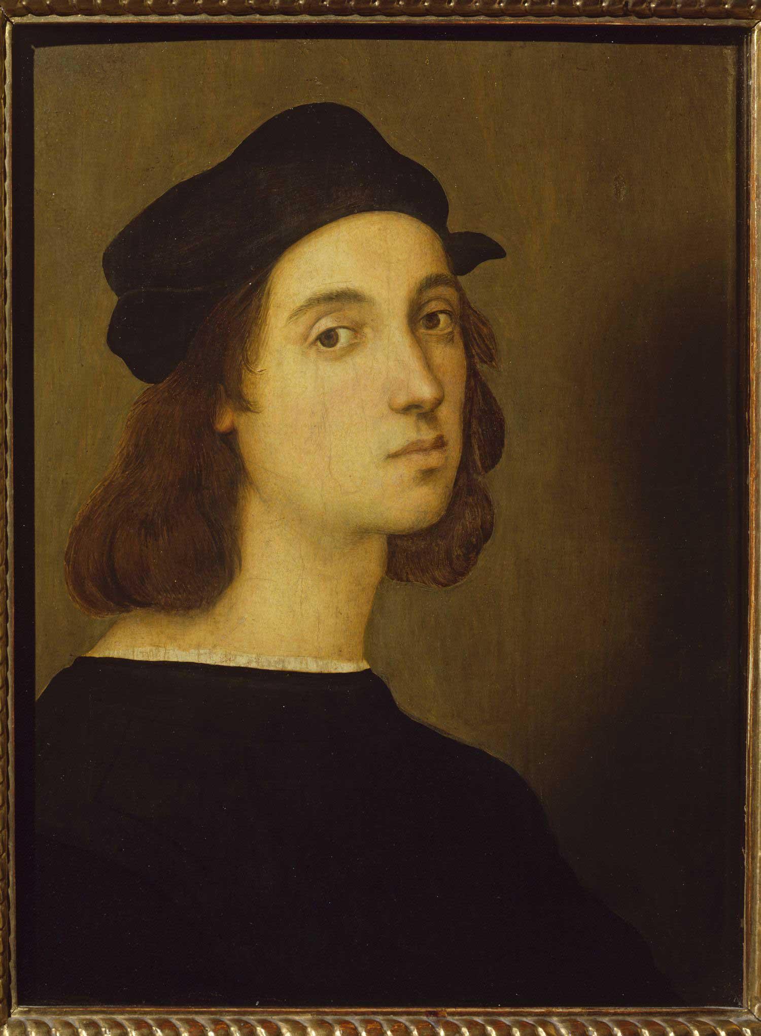 拉斐尔肖像
