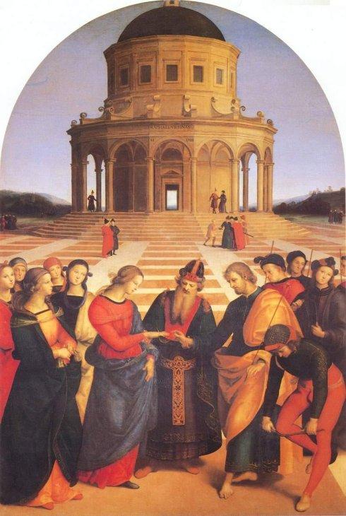 《圣玛利亚的婚礼》