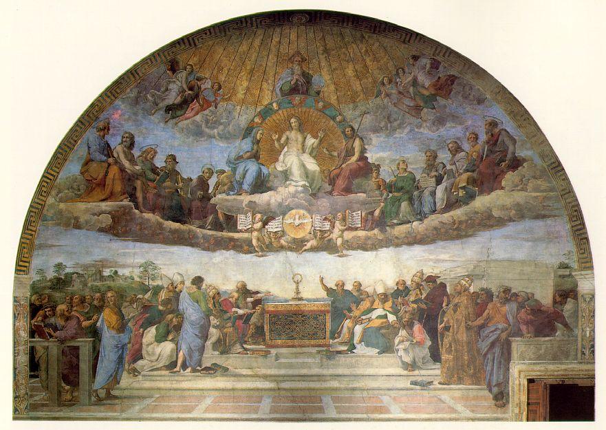 《圣体辩论》