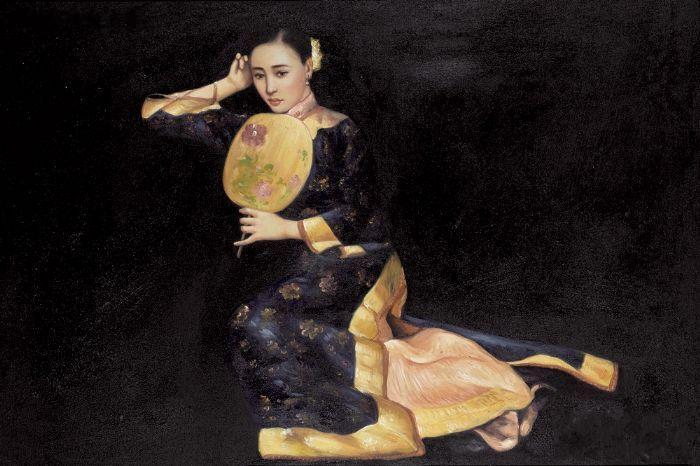 陈丹青作品