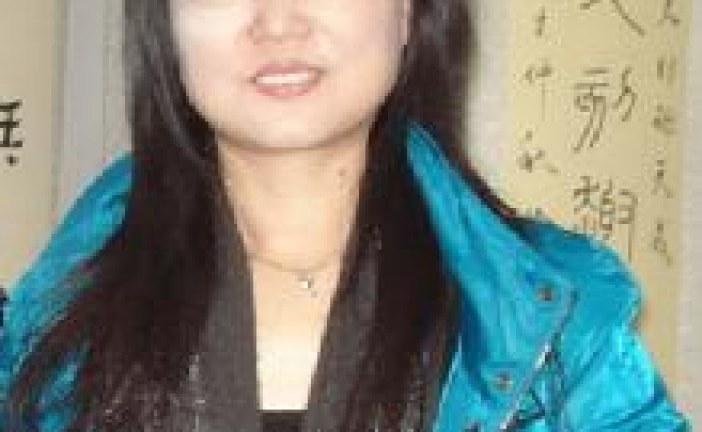 中国当代女书法家_景霞_JingXia