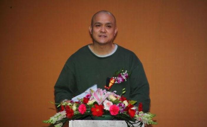 中国著名僧人画家_史国梁_ ShiGuoLiang