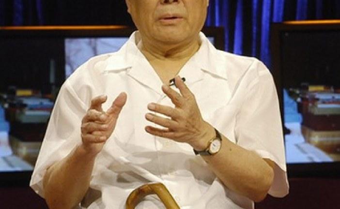 中国著名书法家之一 欧阳中石      OuYangZhongShi