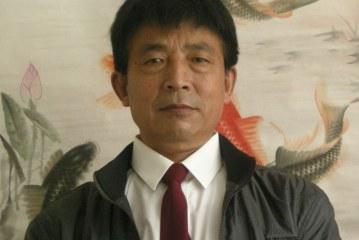 著名国画画家周升达     ZhouShengDa