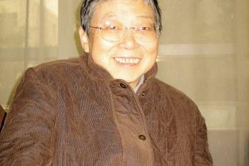 中国著名女书法家_周慧珺_ZhouHuiJun