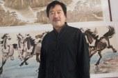 当代中国画坛画马第一人赵喜印       ZhaoXiYin