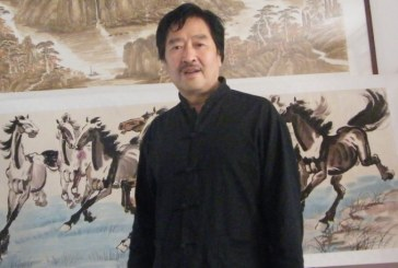 中国画马第一人_当代书画名家_赵喜印_ZhaoXiYin