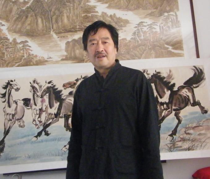书画家赵喜印