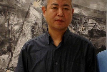 中国当代水墨画名家_刘进安_LiuJinAn
